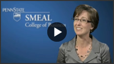 Video: Smeal Mentoring Program